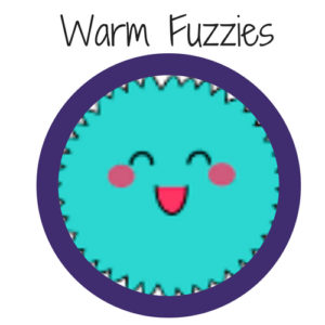 Warm Fuzzies of Happiness