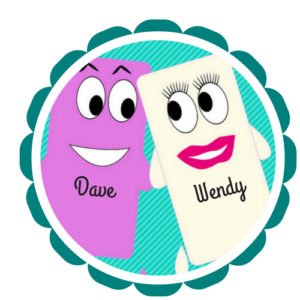 Dave and Wendy Delicious Pops