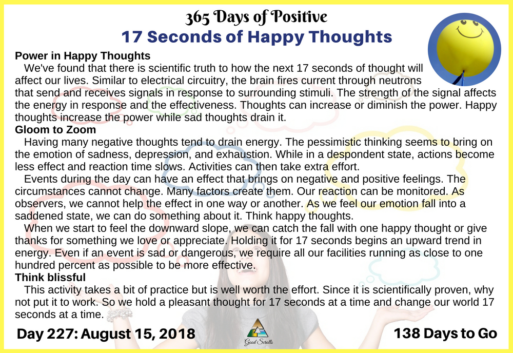 365 Days of Positive