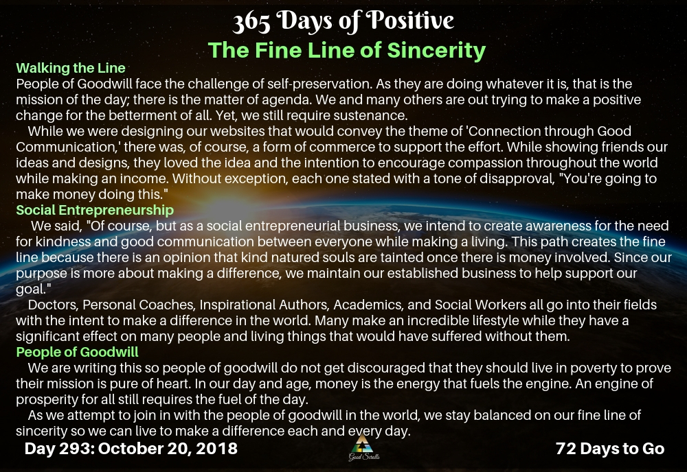 365 Days of Positivity