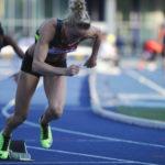 Olympian Runner