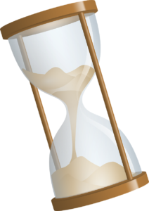 hourglass of Time